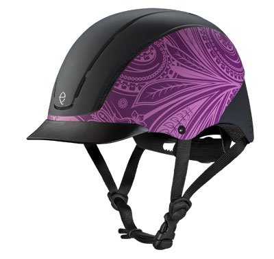 Troxel Spirit Schooling helmet for riding
